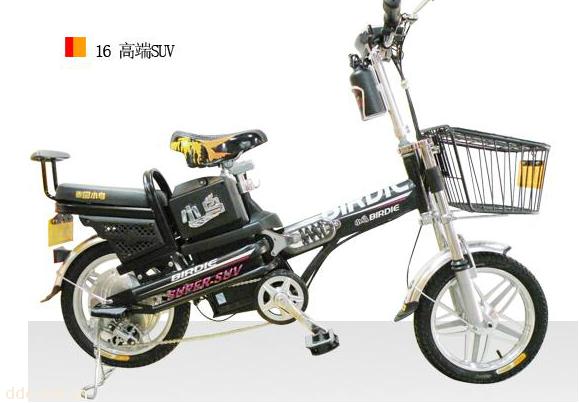 小鸟suv简易电动自行车-天津市泰丰小鸟电动车业有限