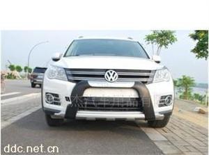 上海大众途观汽车前保险杠