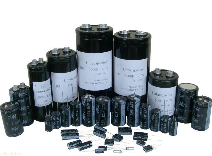 北京合众汇能科技有限公司是一家从事先进能源技术和产品的研发、生产与销售的高科技企业,主要开发与生产HCCCAP系列有机高电压型双电层超级电容器(也称为超大容量电容器、法拉电容、双电层电容器、 EDLCs 等)。 HCCCAP超级电容器产品具有体积小、容量大、功率高、寿命超长、温度特性好的特点,产品种类丰富,以卷绕圆柱式为主,兼顾方形、异型模组等多种超级电容器产品规格,涵盖了大、中、小型超级电容器,标准产品的容量从 0.