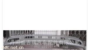 丰田考斯特10款汽车前保险杠