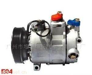 中扬非独立手动式汽车空调压缩机
