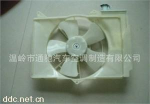 TOYOTA汽车冷凝器散热器风扇