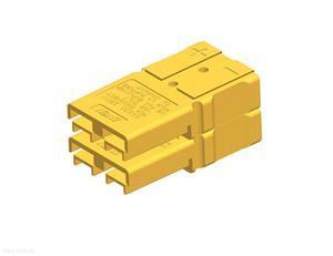 电动车蓄电池充电插头