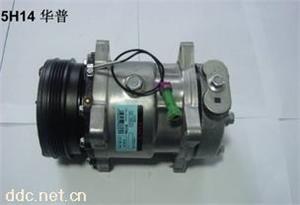 汽车空调100W固定式压缩机
