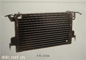 比亚迪车系汽车空调筛板冷凝器
