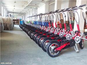 电动自行车,折叠电动自行车