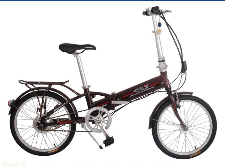 福雷亚锂电电动自行车36v铝合金车架