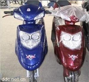 赛威350W无刷珍鹿电动摩托车