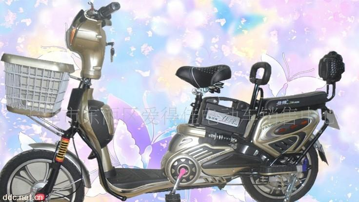 48v16寸佳缘神州行电动自行车