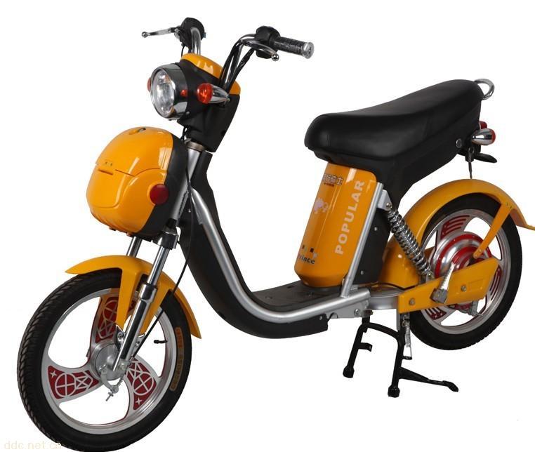 宝归来36v250w简易电动自行车