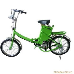 24v18寸折叠简易款电动自行车