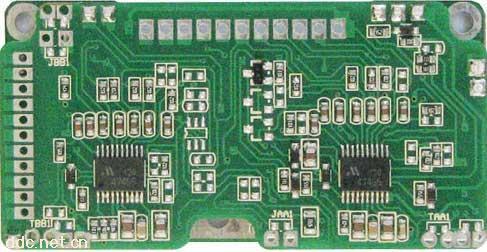 10串动力锂电池保护板