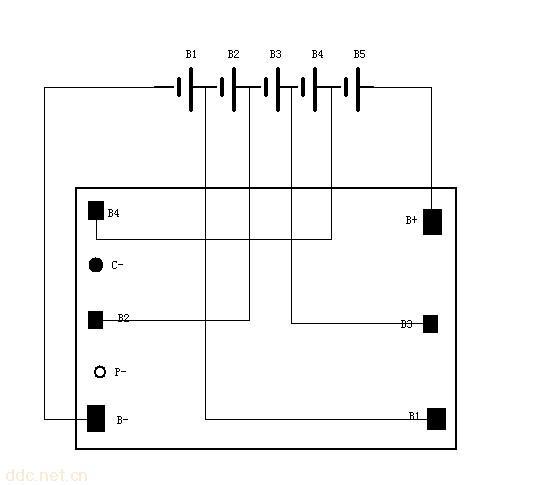 5串动力锂电池保护板,保护板生产厂家