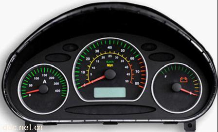 电动汽车组合仪表,数字式直流控制器,车载DC转换器高清图片