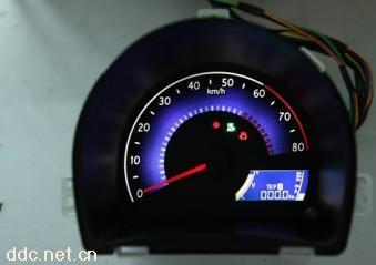 电动汽车电子组合仪表