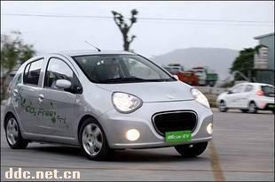 吉利熊猫电动汽车, 电动轿车吉利熊猫 上海金占贸易高清图片