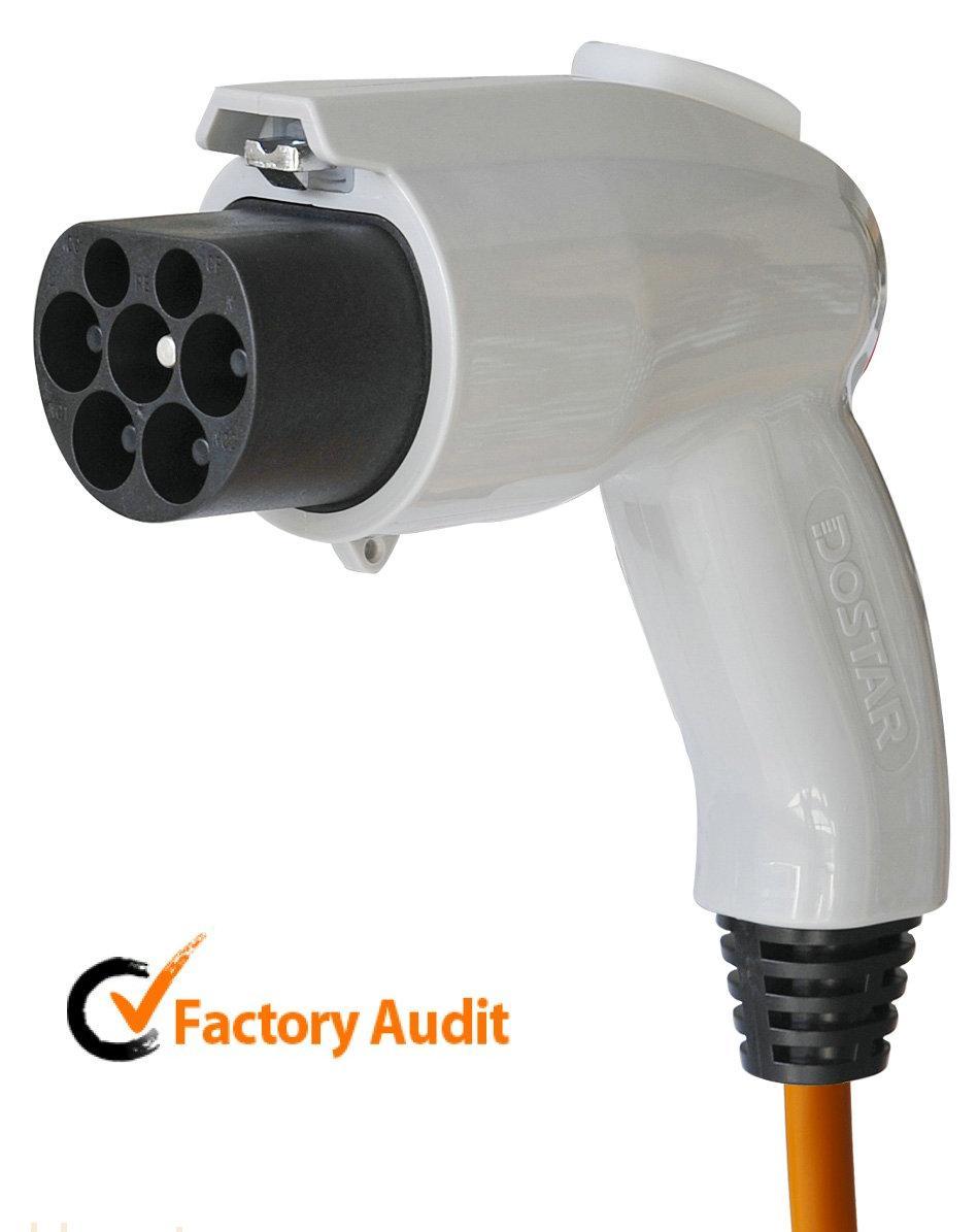 国标交流电动汽车充电插头插座
