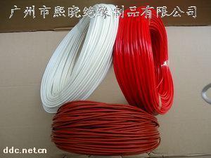 红色内纤外胶玻璃纤维套管 黑色内纤外胶套管