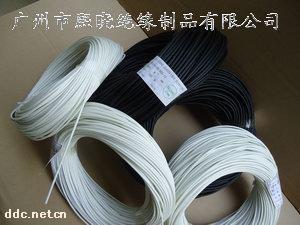 黑色内胶外纤玻璃纤维套管 白色内胶外纤套管