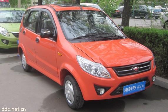 厂家直销电动汽车 油电混合动力电动汽车高清图片