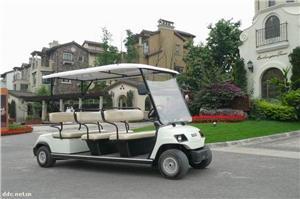 二手高尔夫球观光车