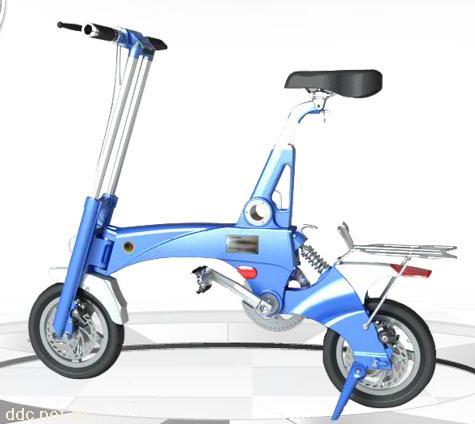 尚格l7智能折叠电动自行车