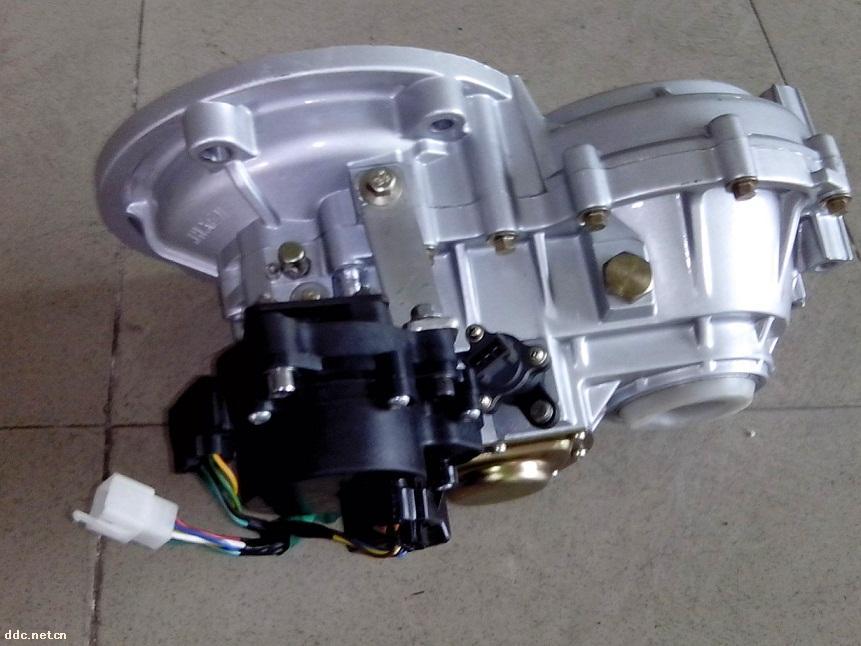电动汽车变速箱 两档变速箱 前驱两档变速箱高清图片