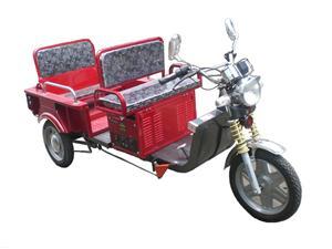 增程式电动三轮车