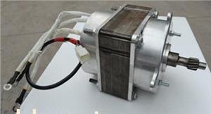 电动车用数码变频交流电机