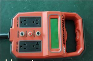 发电机定转子及控制面板