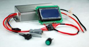 36V10串旅游观光车锂电池管理系统(BMS)