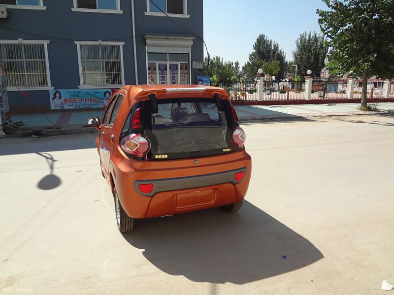 新奥拓电动汽车 3万以下电动小汽车 富路电动汽车 3万以下电动小汽车高清图片