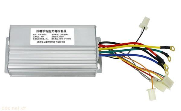 """""""12秒87""""之台铃控制器篇 菲尼克斯电气推出电动汽车充电控制器 选车"""
