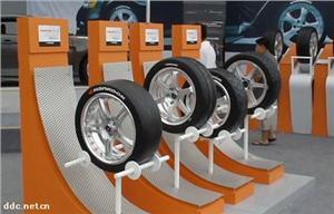 韩泰充气叉车轮胎 韩泰轮胎价格表