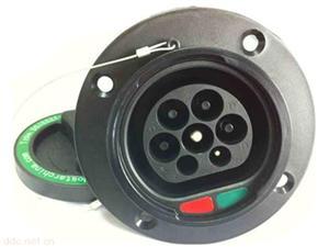 欧标充电插座、充电插头、充电连接器接口