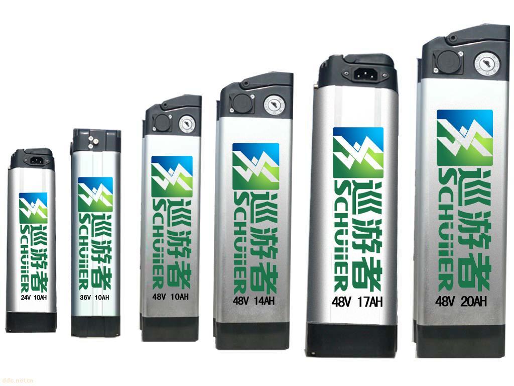 专业生产/订做各款电动车磷酸铁锂电池,摩托车电池 24V10AH/36V10AH/48V/10AH/48V14AH/48V17AH/48V20AH各款系列不等。 欢迎各界朋友指导,参观,业务洽谈。 巡游者电池是深圳最早获准动力类电池产品责任保险的公司。