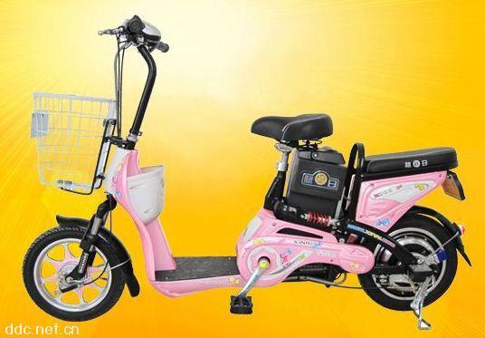 日本最新款电动自行车-新日电动车 清扬款 电瓶车图片