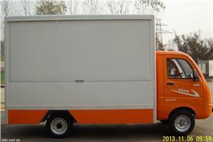 供应电动餐车