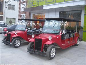 河南郑州电动老爷车