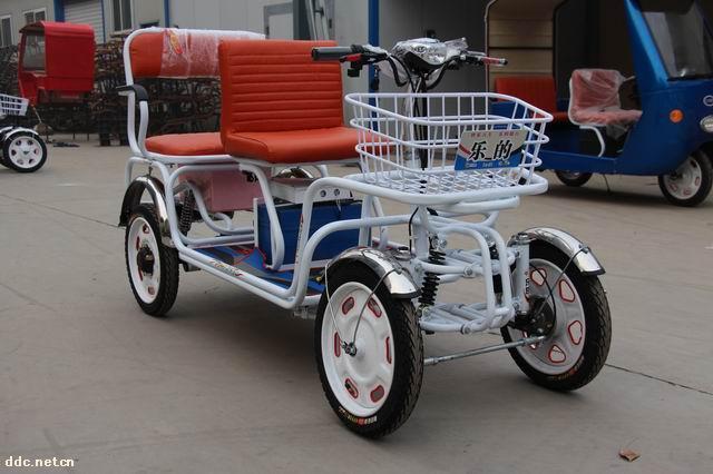 自制全地形四轮车全过程图片_自制四轮电动儿童车过程图片