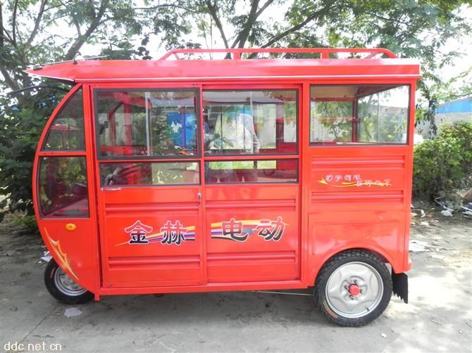 拉客三轮车-山东省临沂市金赫电动车厂
