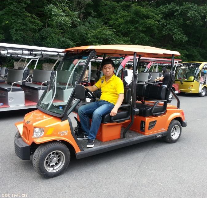球车,电瓶车,高尔夫球车,球场车-上海东裕电动车有限