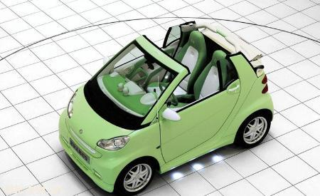 小汽车相册制作方法