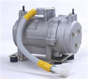 电动汽车电动压缩机