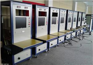 电机定子型式试验测试台
