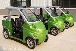 四轮电动代步车