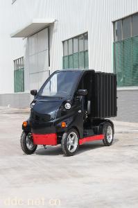 微型四轮电动货车