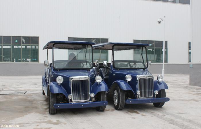 8座电动旅游观光车