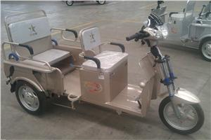 电动三轮休闲车