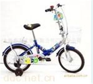 厂家销售儿童自行车